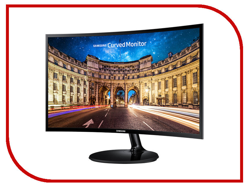 Монитор Samsung C27F390FHI monitor samsung 27 c27f390fhi black computer display