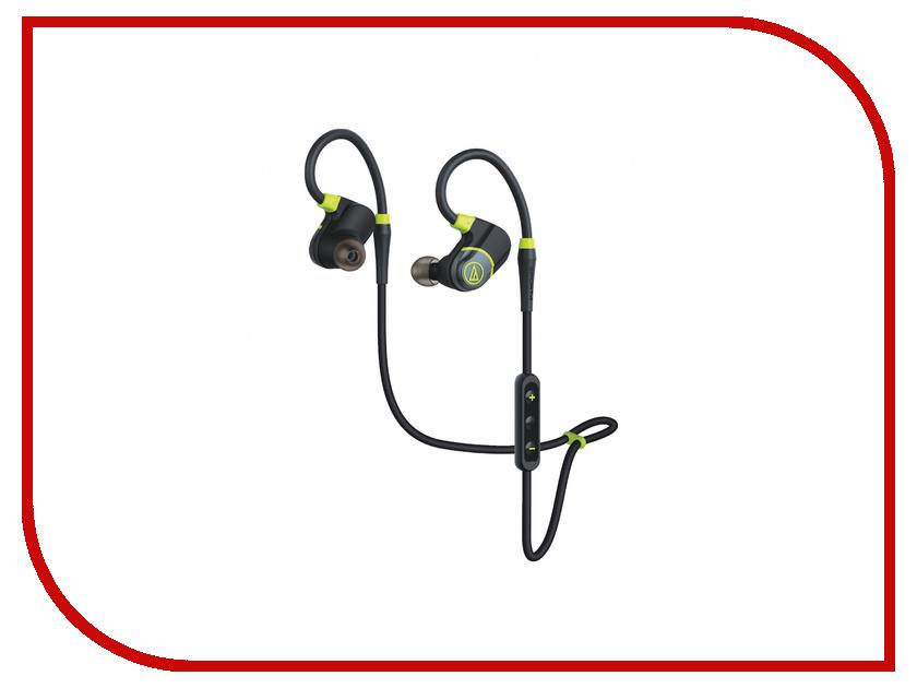 Гарнитура Audio-Technica ATH-SPORT4 Black<br>