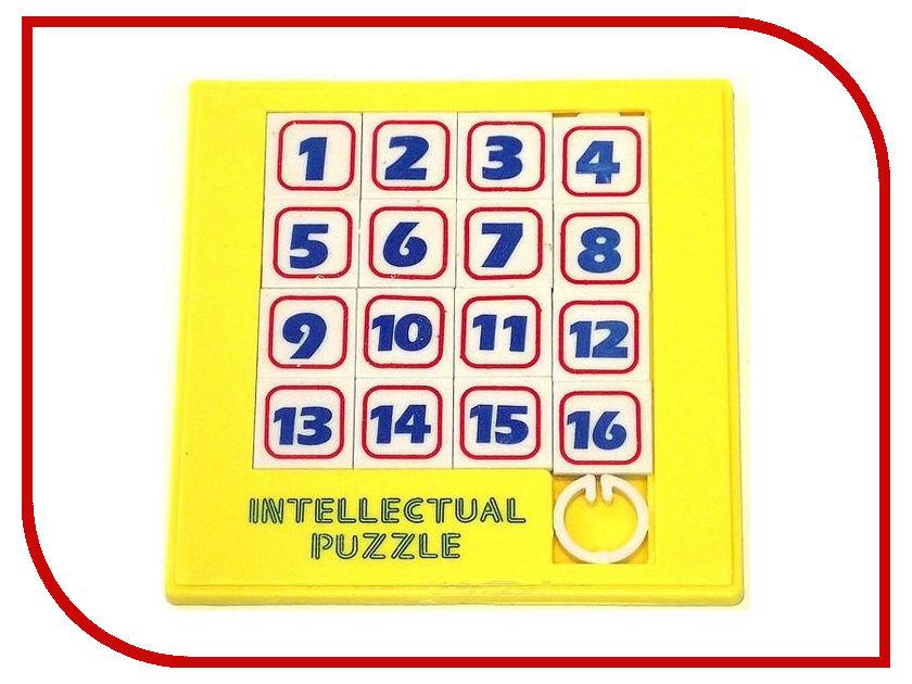 Игрушка Эврика Головоломка Шестьнашки Yellow 92898
