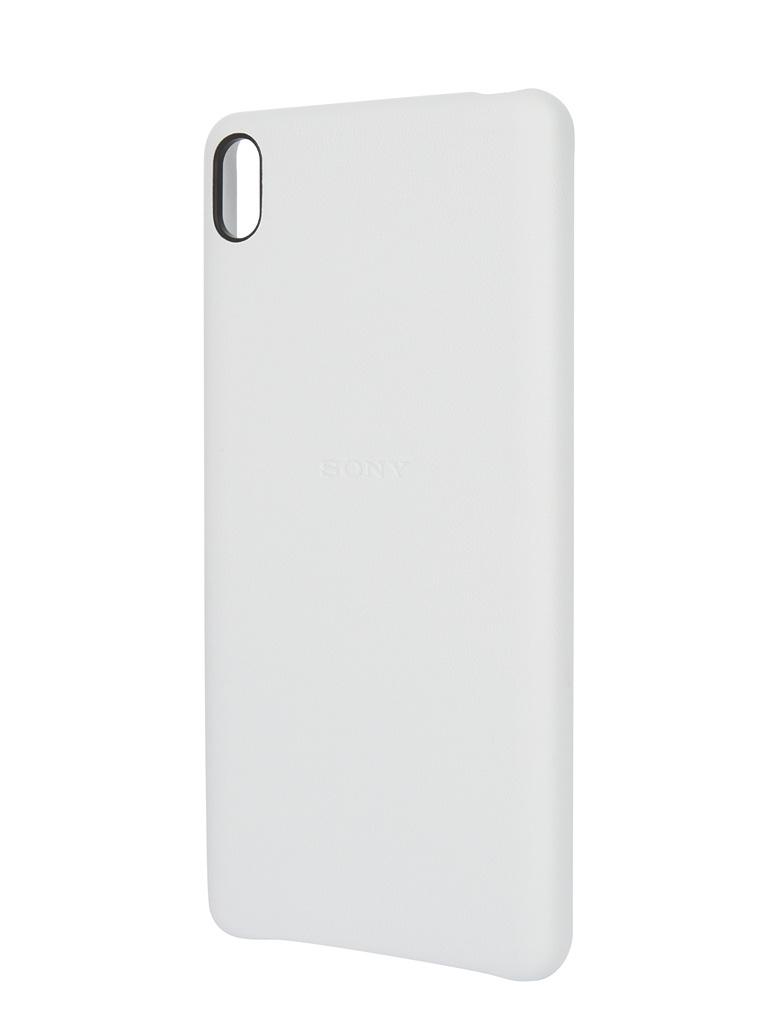 Аксессуар Чехол Sony Xperia XA SBC26 White icovercase синий sony xperia xa
