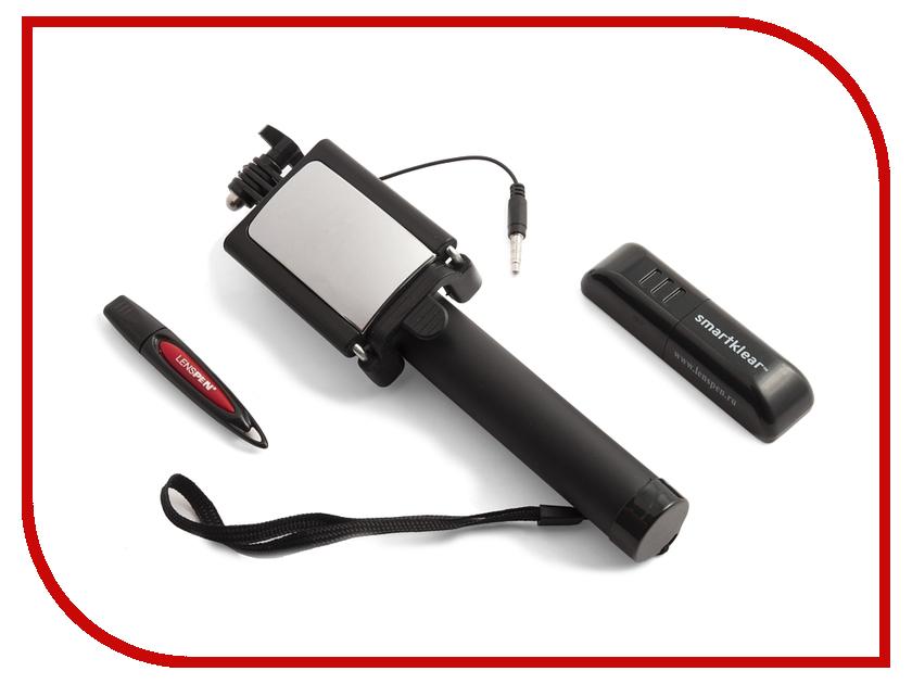 Штатив Lenspen Selfie Kit Pro SELF-1 автокресло крошка я я люблю путешествовать red grey 517437
