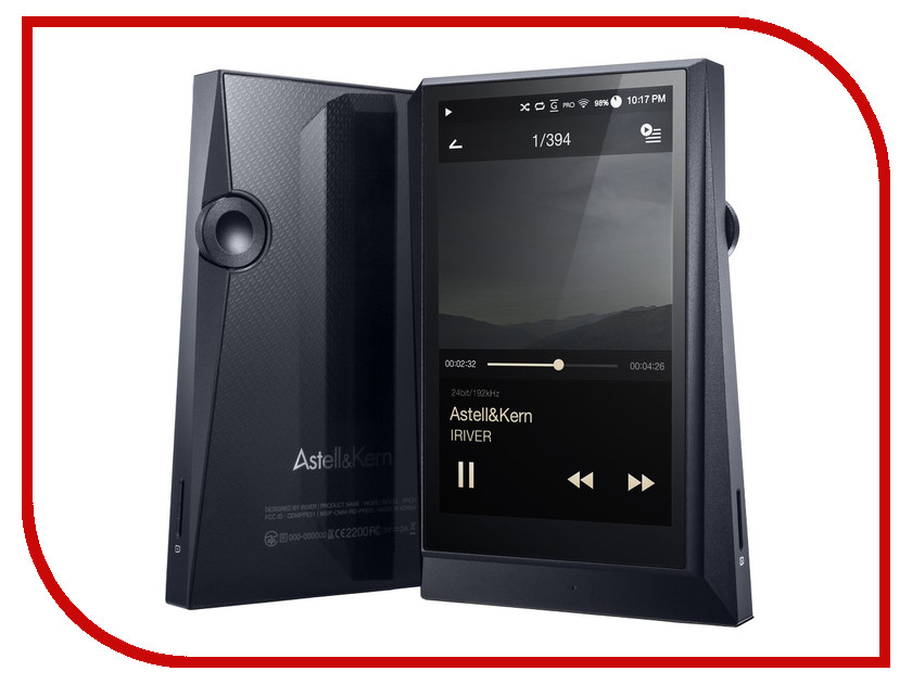 Плеер iRiver Astell&amp;Kern AK300 - 64Gb Black<br>