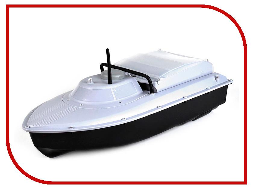 Кораблик для прикормки JABO 2AL Grey<br>