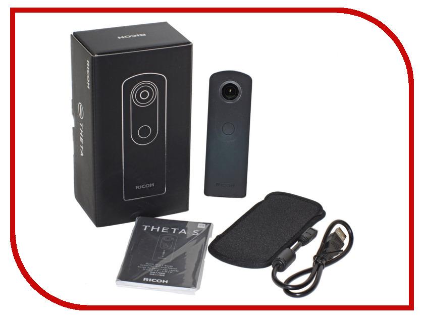Экшн-камера RICOH Theta S цена ricoh hz15