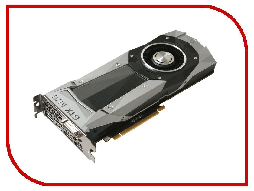Видеокарта Zotac GeForce GTX 1070 1506MHz PCI-E 3.0 8192Mb 8000Mhz 256 bit DL-DVI HDMI 7/3 ZT-P10700A-10P