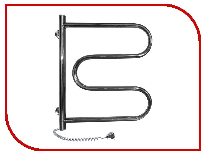 Полотенцесушитель Navin Змеевик 500x600 - нержавеющая сталь поворотный