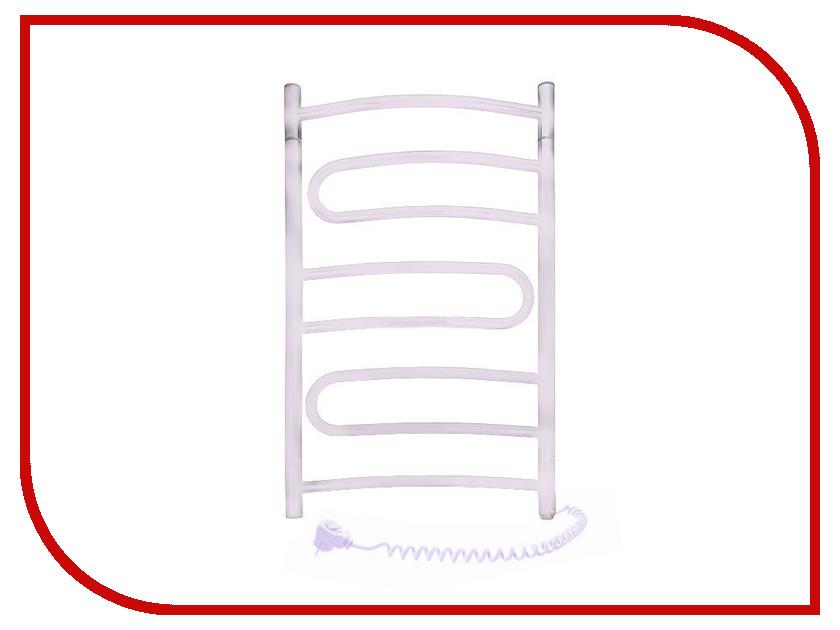 Полотенцесушитель Navin Пируэт 480x800 - углеродистая сталь правый