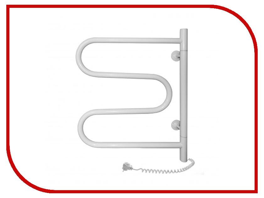 Полотенцесушитель Navin Змеевик 500x600 - углеродистая сталь поворотный<br>