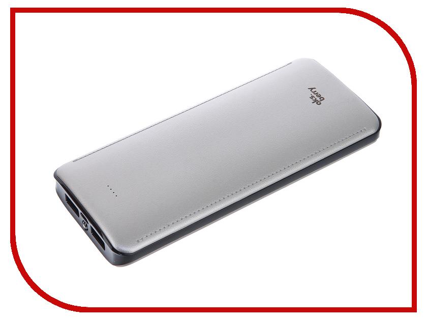 Аккумулятор Aksberry K12 Li-Ion 12000mAh 2xUSB Gold<br>