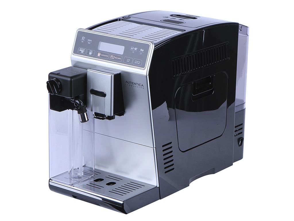Кофемашина DeLonghi Autentica ETAM 29.660.SB кофемашина автоматическая delonghi etam 36 364 m