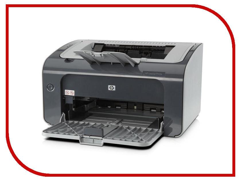 Принтер HP LaserJet Pro P1102s CE652A