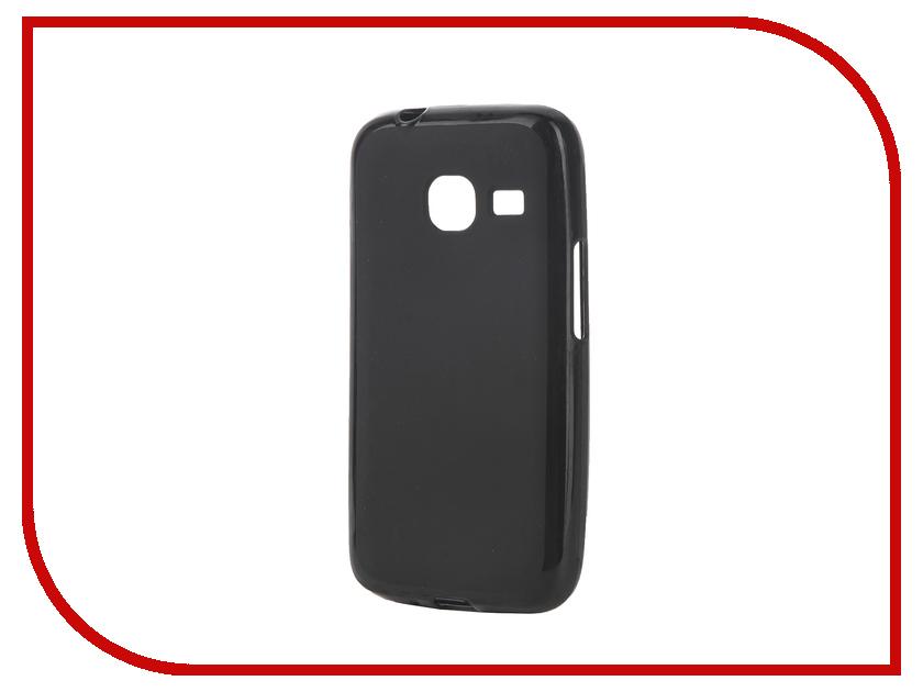 Аксессуар Чехол Samsung Galaxy J1 mini 2016 Pulsar Clipcase TPU Black PTC0013<br>