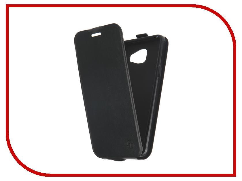 Аксессуар Чехол Pulsar Samsung Galaxy A5 2016 Flip Wallet Case Black PFW0002<br>