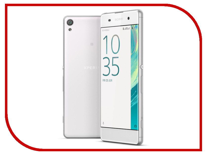 Сотовый телефон Sony F3112 Xperia XA Dual White<br>