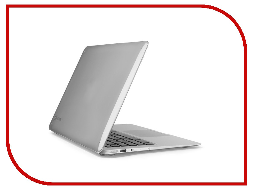 Аксессуар Чехол 13.0-inch Speck SeeThru для APPLE MacBook Air 13 Transparent 71479-1212