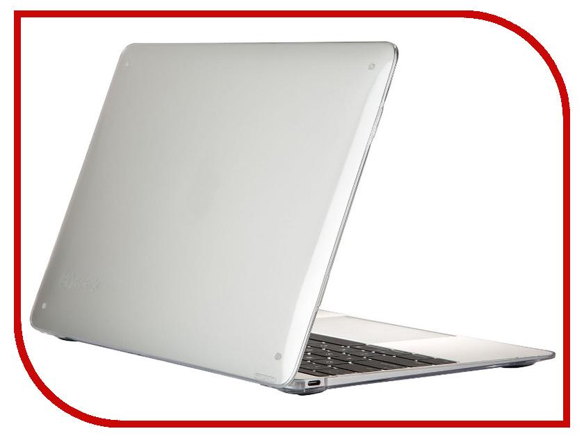 Аксессуар Чехол 12.0-inch Speck SeeThru для APPLE MacBook 12 Transparent 71407-1212