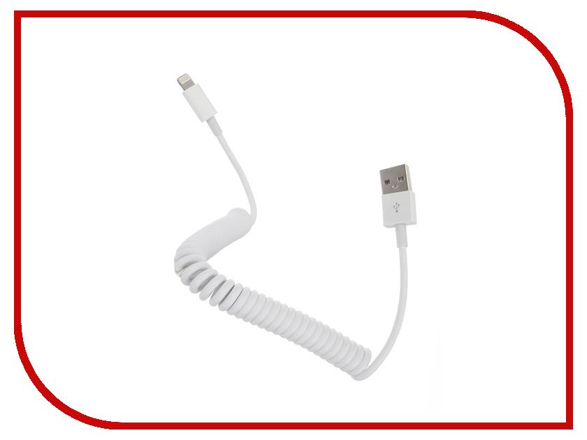 Аксессуар Maverick 8-pin Lightning для iPad 4 / iPhone 5 1.5m White 1136<br>