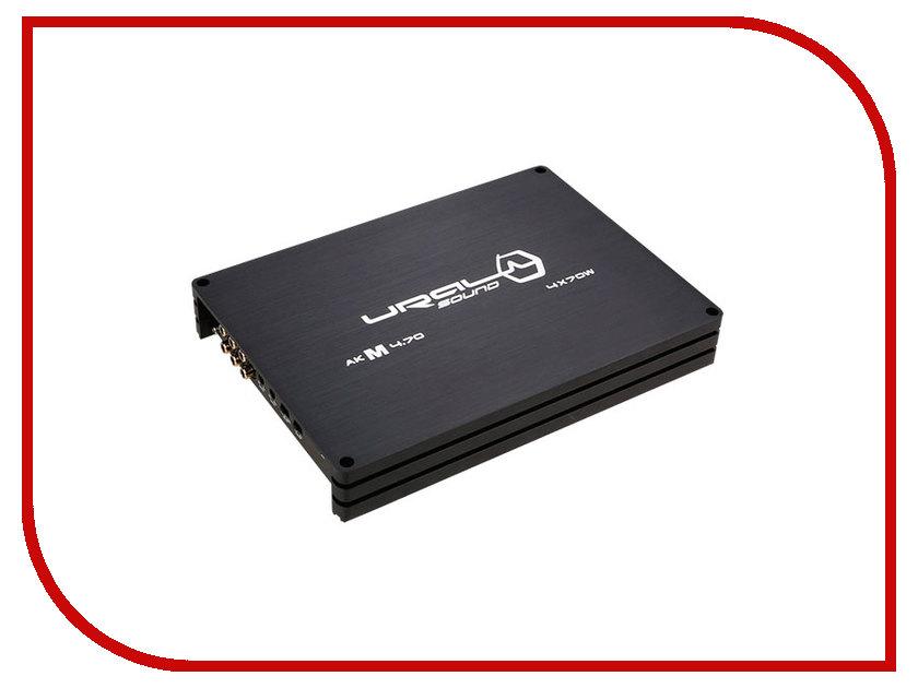 Усилитель URAL AKM 4.70 басовый усилитель ampeg svt 7pro