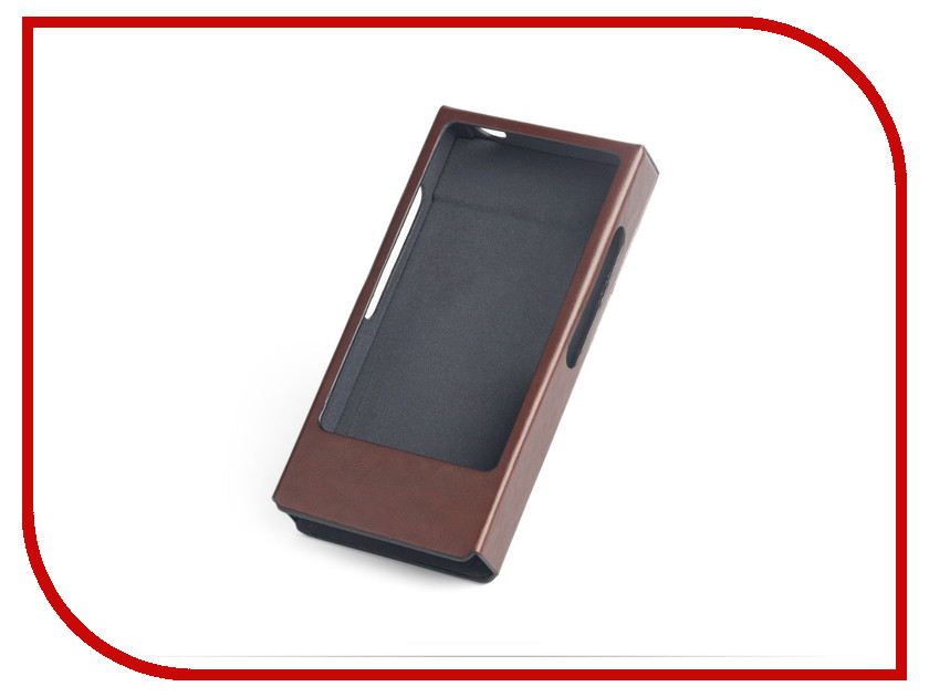 Аксессуар Чехол Fiio LC-X7A кожаный для X7 Dark Brown<br>