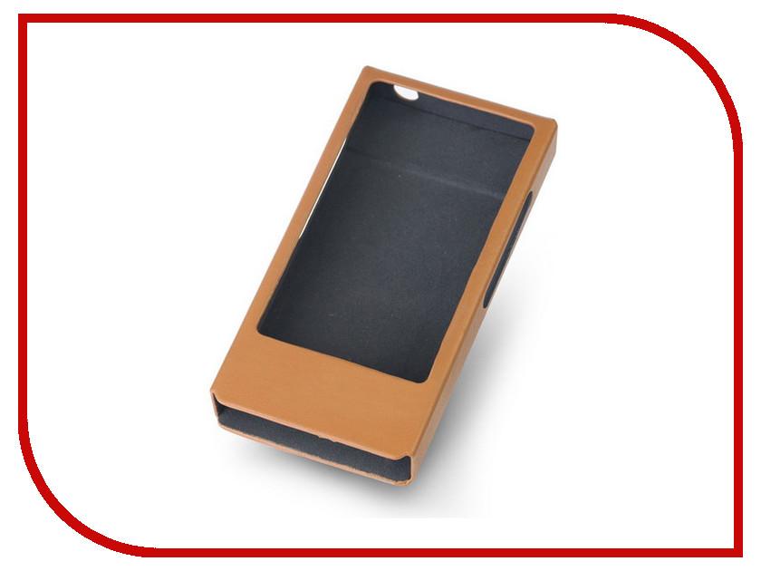 Аксессуар Чехол Fiio LC-X7B кожаный для X7 Light Brown