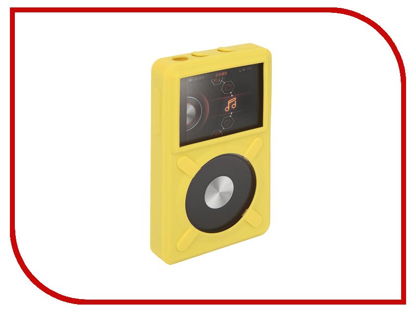 Аксессуар Чехол Fiio HS-8 для X5 силиконовый Yellow<br>