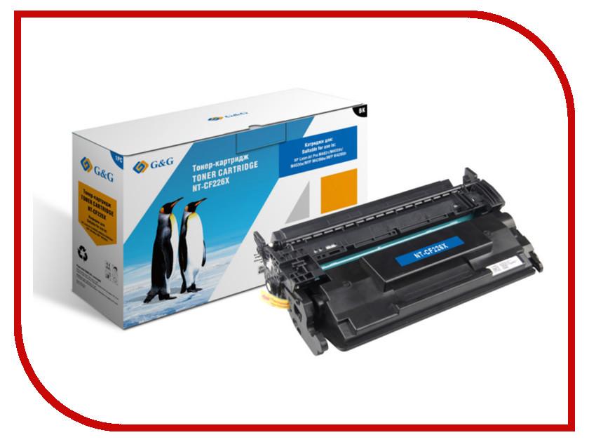 Картридж G&amp;G NT-CF226X for HP LaserJet Pro400 M402n/dn/dw<br>