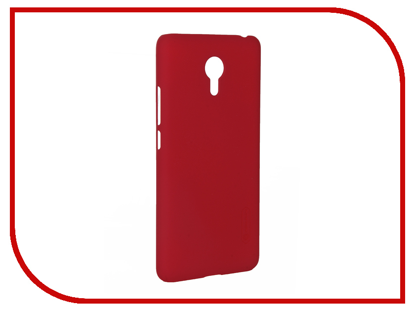 Аксессуар Чехол Meizu M3 Note Nillkin BackCover Red NLK-874004Y0399<br>