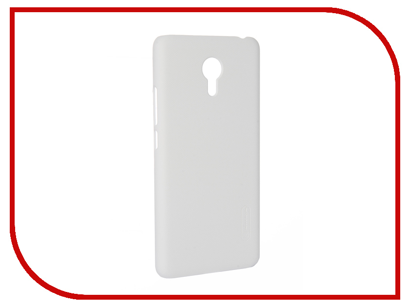 Аксессуар Чехол Meizu M3 Note Nillkin BackCover White NLK-874004Y0397<br>