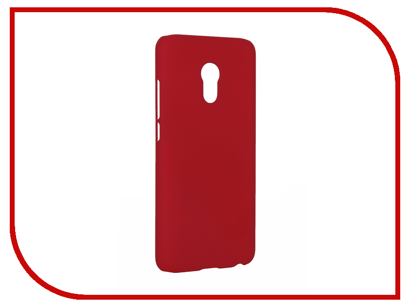 Аксессуар Чехол MeizuPro 6 Nillkin BackCover Red NLK-874004Y0390 cesiro 2571 2 830 872 салатник 18 см красный