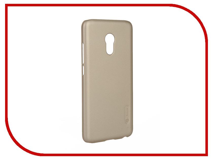 Аксессуар Чехол Meizu Pro 6 Nillkin BackCover Gold NLK-874004Y0391