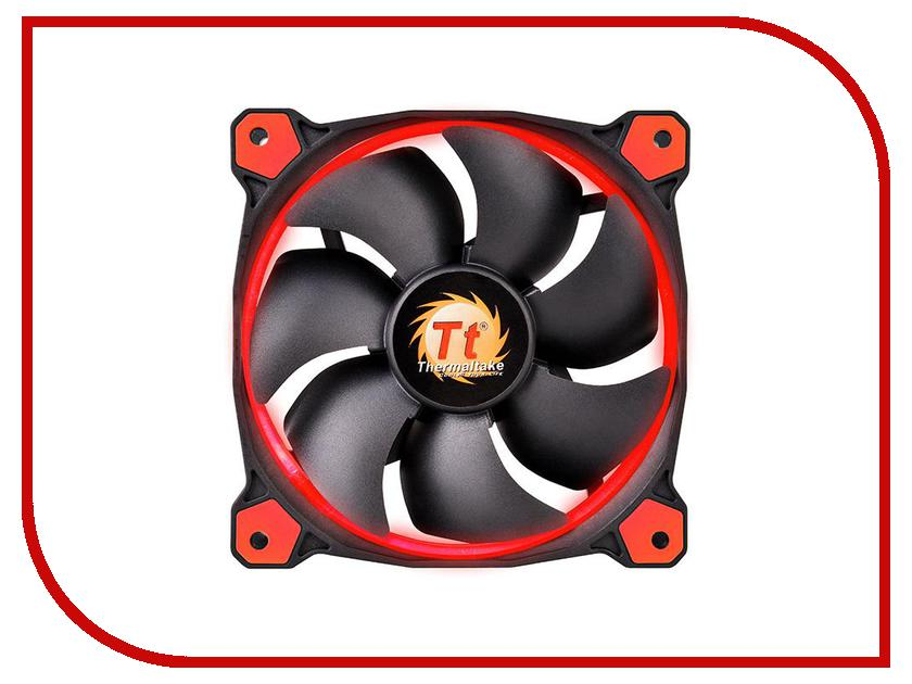 цена Вентилятор Thermaltake Riing 12 Red CL-F038-PL12RE-A