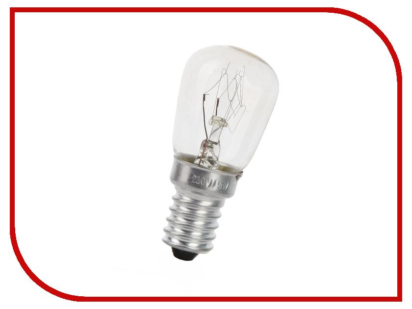Лампочка Bellight РП 230-15 15W 230V E14<br>