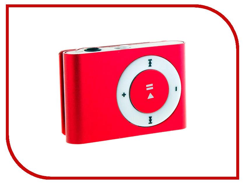 Плеер Glossar M01 Red 37766<br>