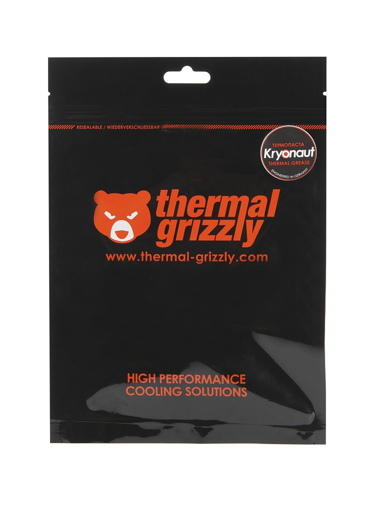 Термопаста Thermal Grizzly Kryonaut 1г TG-K-001-RS