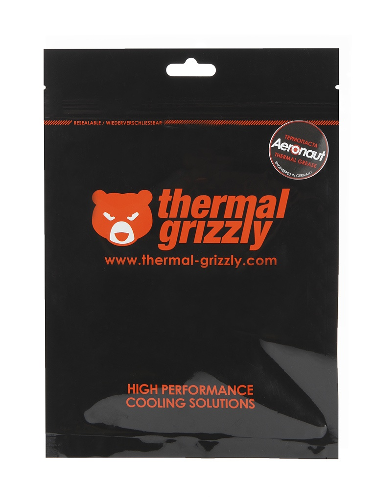 Термопаста Thermal Grizzly Aeronaut 3.9г TG-A-015-R