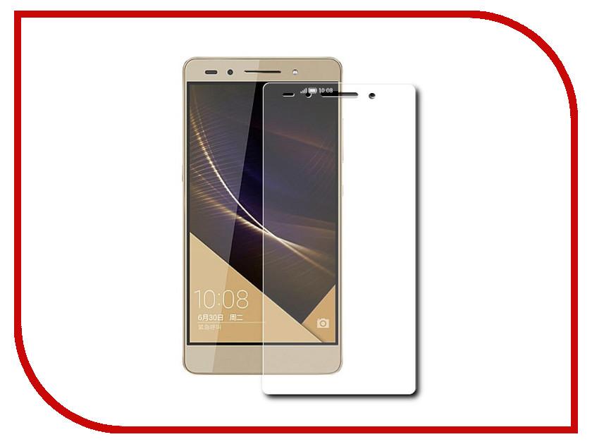 Аксессуар Защитное стекло Huawei Honor 7 Zibelino 0.33mm 2.5D ZTG-HUW-HON7 huawei honor 7 premium dns