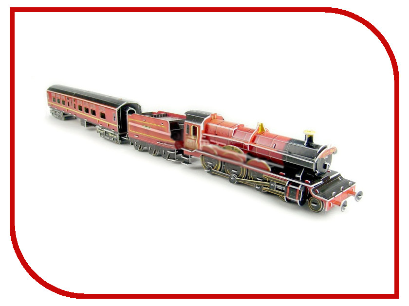 3D-пазл Magic Puzzle Express Magic Train 13x83x8.5cm RC38448<br>