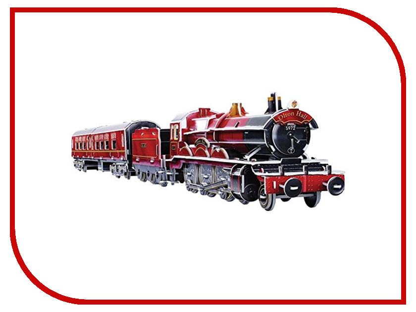 3D-пазл Magic Puzzle Steam Train RC38436