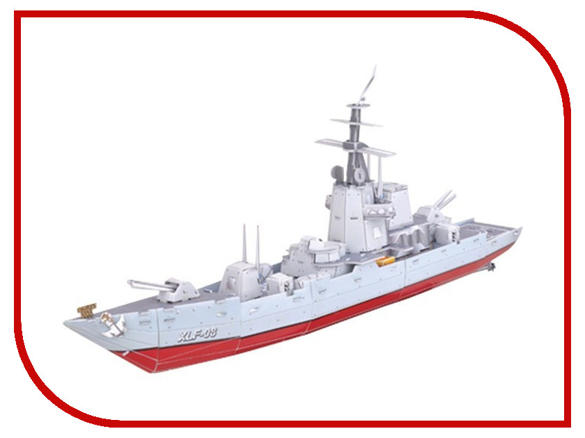 3D-пазл Magic Puzzle Supper Battleship RC38435