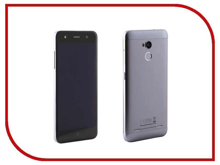 Сотовый телефон ZTE Blade V7 Lite Grey смартфон zte blade v7 lite 4g gold