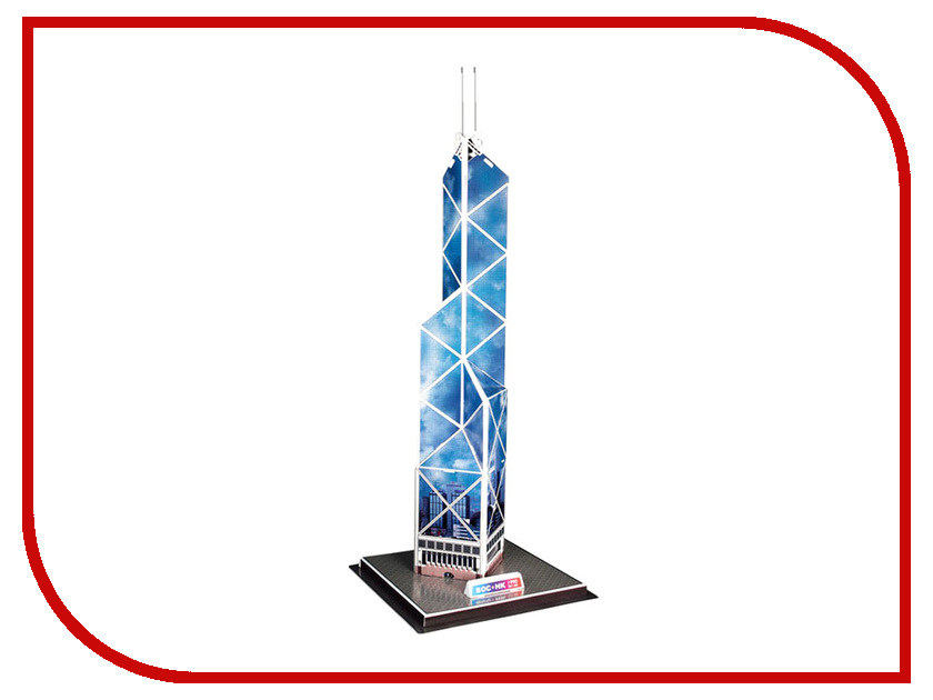 3D-пазл Magic Puzzle Bank of China Tower RC38432