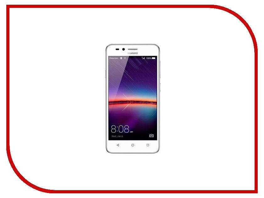Сотовый телефон Huawei Y3 II White сотовый телефон huawei honor 8 pro black