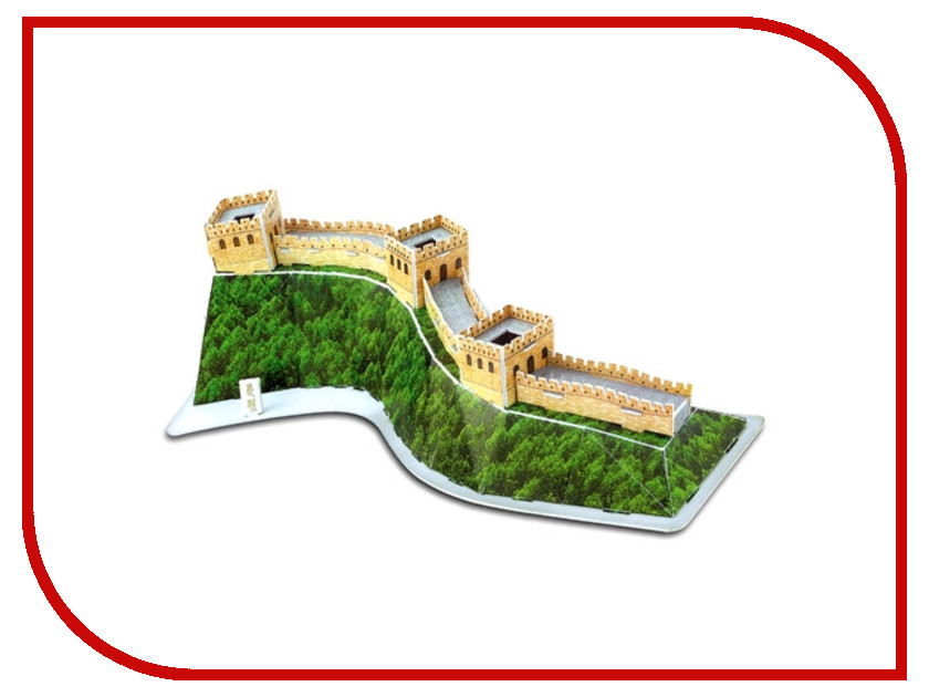 3D-пазл Magic Puzzle Great Wall RC38417