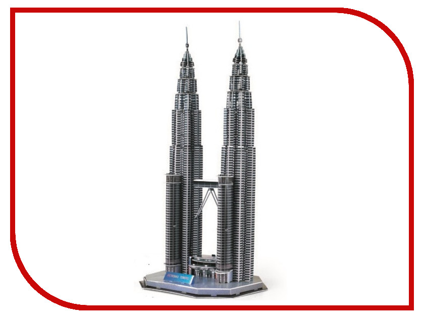 3D-пазл Magic Puzzle Petronas Towers RC38413