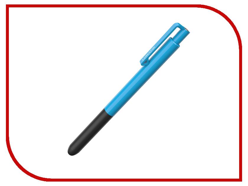 Стилус LunaTik Polymer Touch Pen Cyan<br>