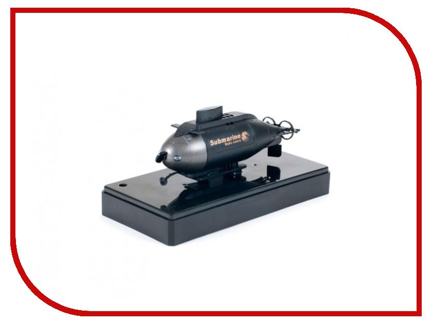 Радиоуправляемая игрушка Pilotage 6CH Mini Submarine Black RC15714