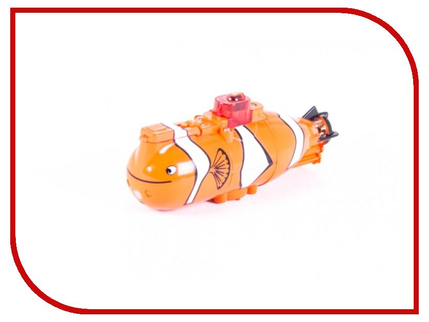 Радиоуправляемая игрушка Pilotage Mini Submarine Orange RC13687