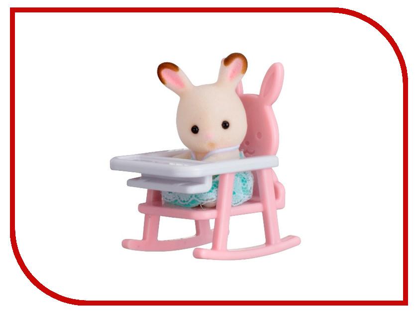 Игрушка Sylvanian Families Кролик в детском кресле 5197 sylvanian families домики