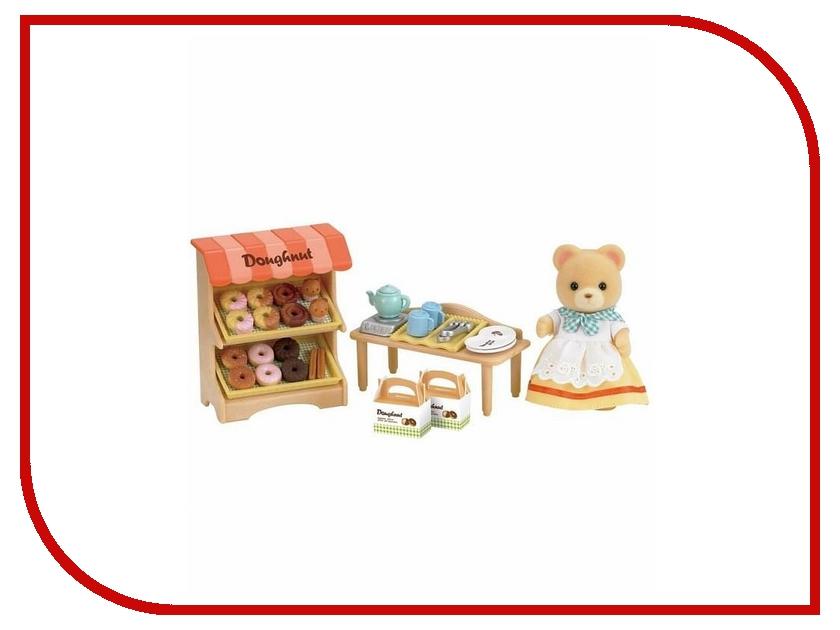 Игра Sylvanian Families Кондитерская 5239 игра sylvanian families мягкая мебель для гостиной 2922