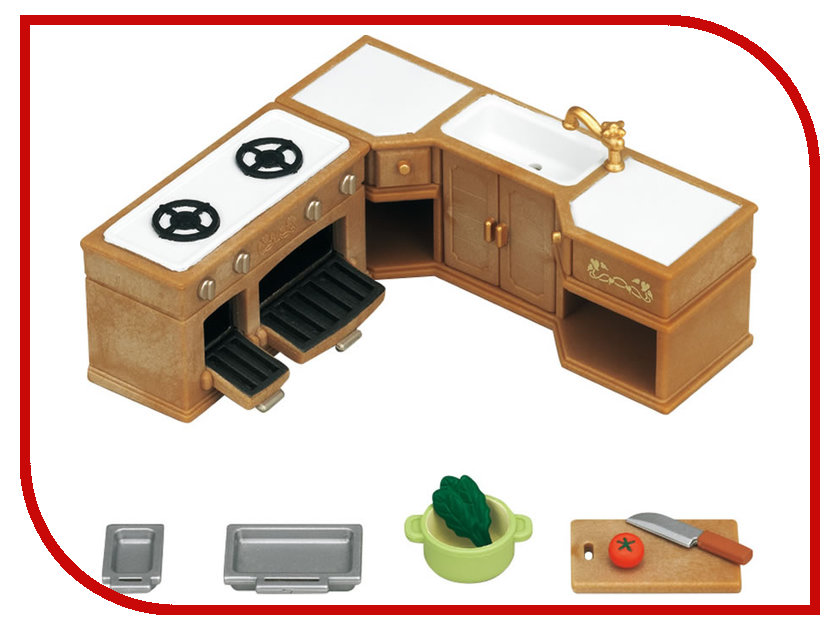 Игра Sylvanian Families Кухонный гарнитур 5222